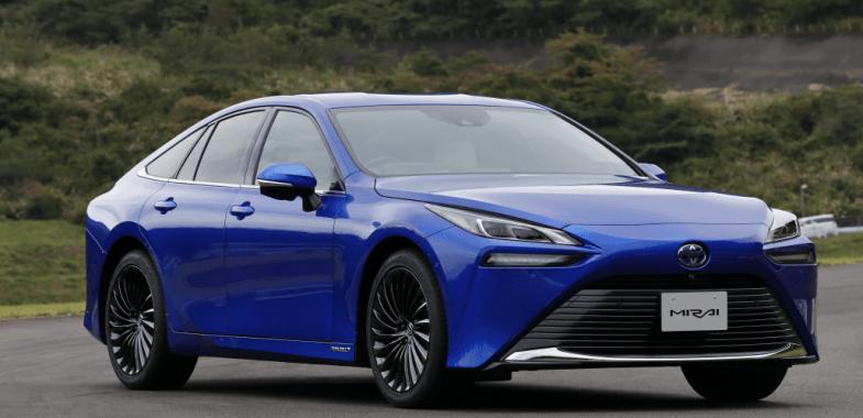 La France pays pilote dans la stratégie hydrogène de Toyota