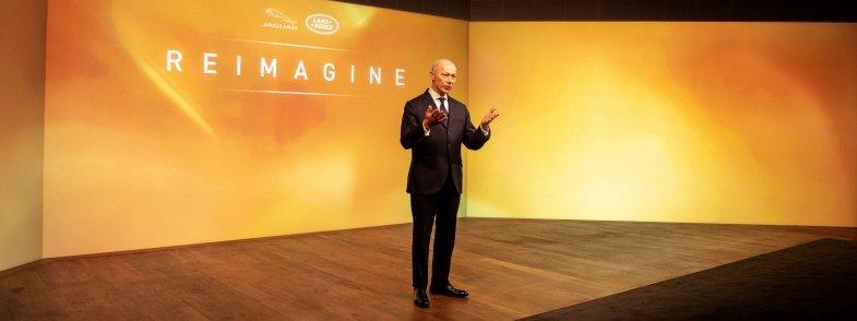 Tous les modèles de Jaguar seront 100% électriques en 2025