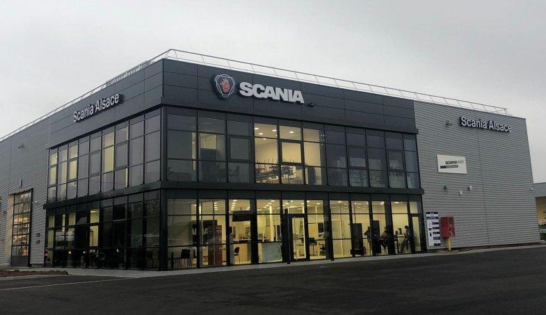 Le réseau Scania France sort bénéficiaire de l'année 2020