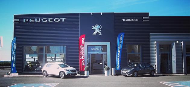 Le groupe Vauban entre dans le top 10 Peugeot avec le rachat de deux concessions