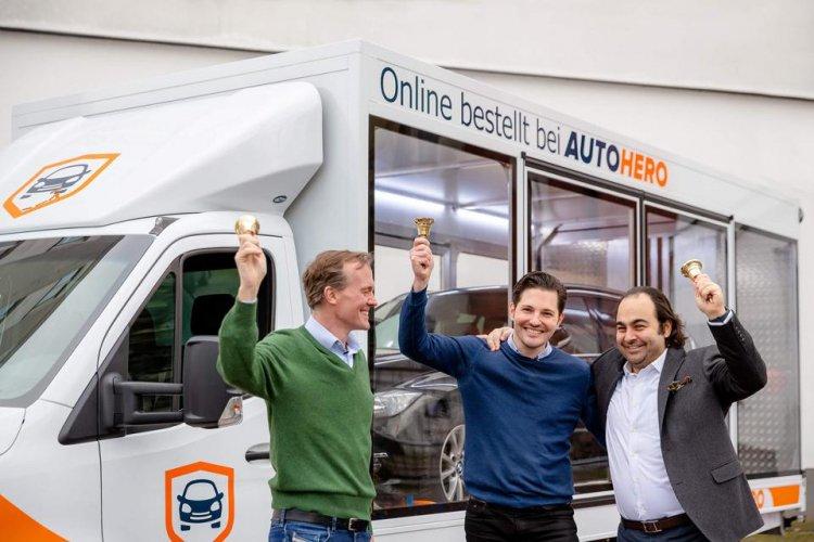 Auto1 Group a levé 1,8 milliard d'euros grâce à son introduction en Bourse