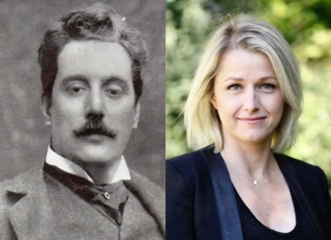 Puccini et Pompili