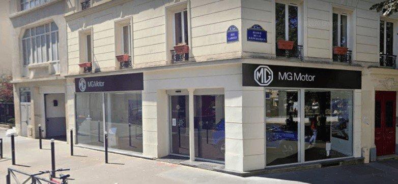 MG France a signé 36 points de vente sur les 80 visés cette année