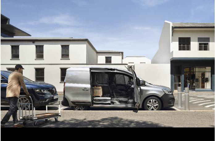 Renault renouvelle son offre de petits utilitaires, Kangoo et Express