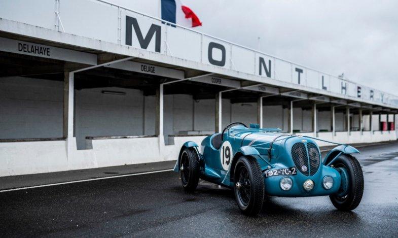 Une Delahaye 135 estimée à un million d'euros à la prochaine vente aux enchères de Monaco