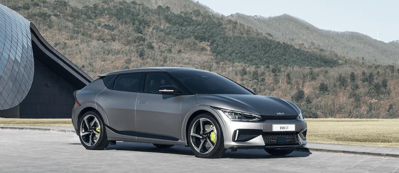 Kia franchit une étape dans l'électrique avec son nouveau modèle l'EV6