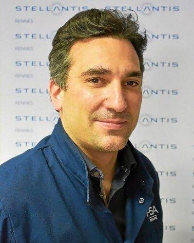 Étienne Martin-Commandeur prend les commandes de l'usine de Rennes-La Janais de Stellantis