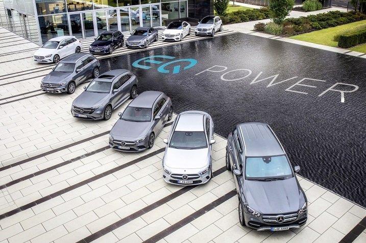 Mercedes annonce l'arrivée dans ses showrooms de trois modèles au 2e trimestre