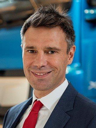Renaud Dehillotte nouveau directeur général de Daf Trucks France