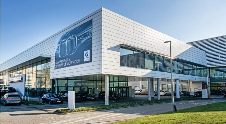 Le groupe Louyet a racheté la filiale BMW de Bruxelles