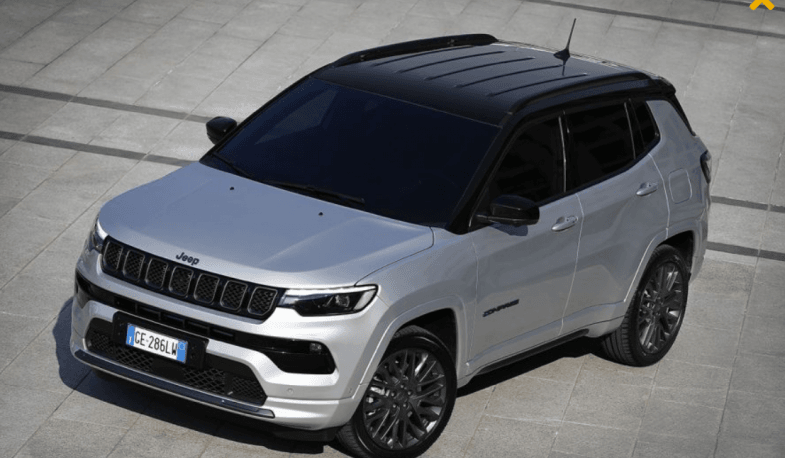 Jeep veut conquérir du terrain en Europe avec ses SUV hybrides
