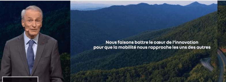 La raison d'être de Renault : formulation nébuleuse et engagement sincère
