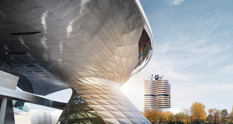 BMW confirme ses objectifs de rentabilité et une baisse de ses effectifs en 2021