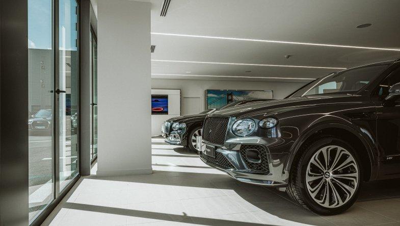 VGRF ouvre son troisième point de vente Bentley en France