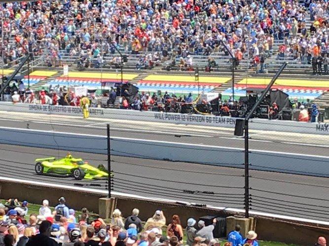 Drivers, start your engines ! Un week-end à l'Indy 500