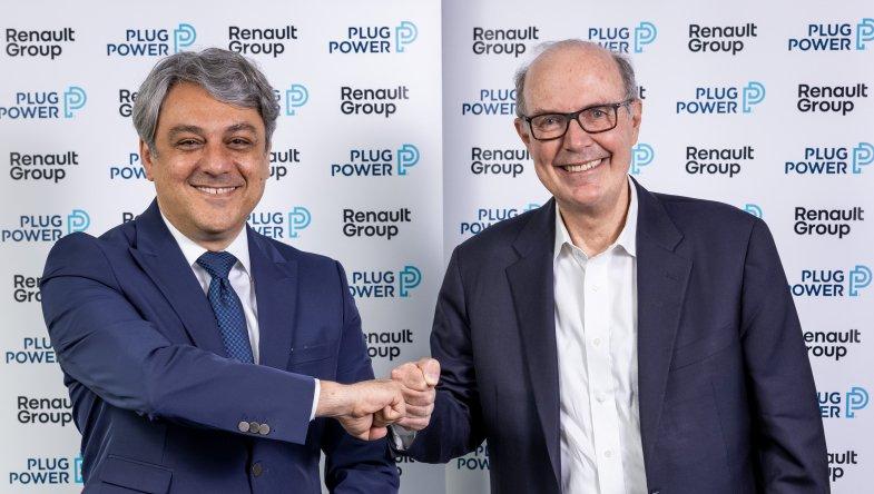 Renault révèle sa stratégie sur le marché des fourgons à hydrogène