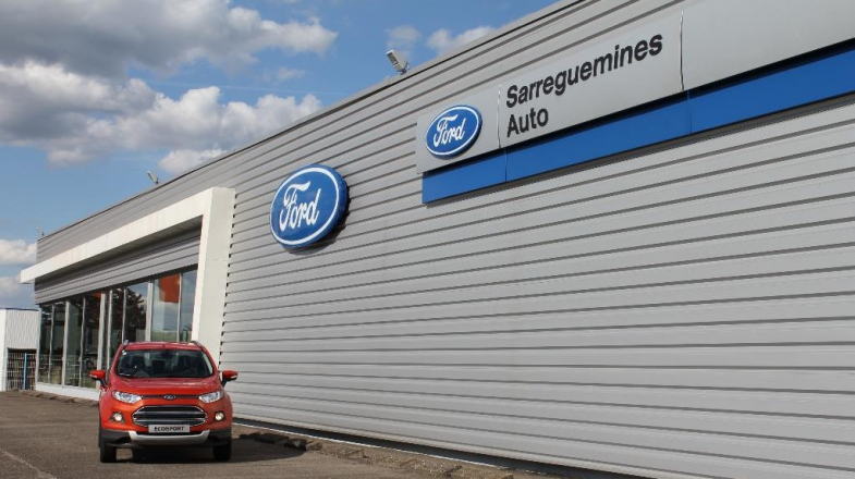 Le groupe Moretto va reprendre les deux concessions Ford de Bernard Myskiw