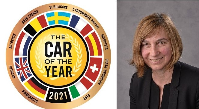 """Florence Lagarde rejoint le jury """"Car of the year"""""""