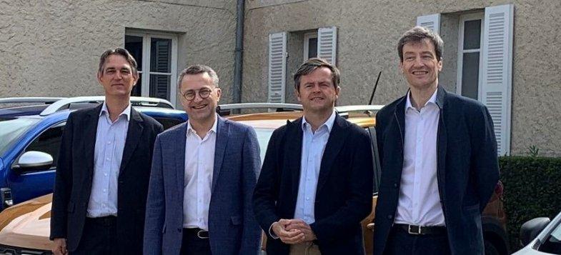 Dacia veut s'affirmer au sein du réseau Renault