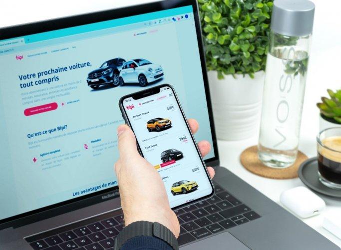 RCI Bank rachète Bipi, plateforme web proposant des véhicules d'occasion sur abonnement