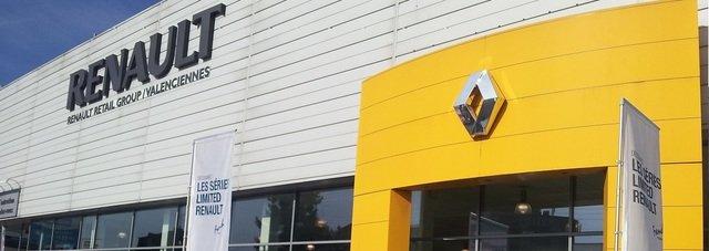 Le groupe GGP officialise son intention d'acquérir la plaque Nord de Renault Retail Group