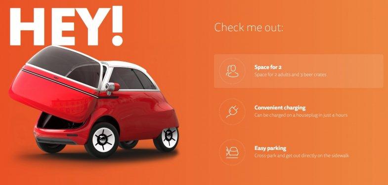 Economiques et minuscules : ces voitures électriques pensées pour les centres-villes