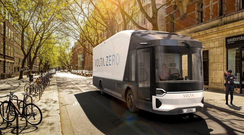 Les camions électriques Volta seront fabriqués par Steyr Automotive en Autriche