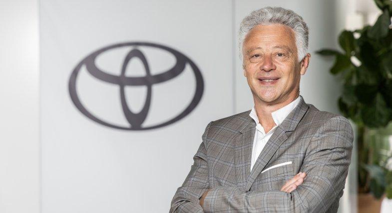 """Frank Marotte, président de Toyota France : """"Au pire, nous aurons un mois de retard sur nos prévisions"""""""