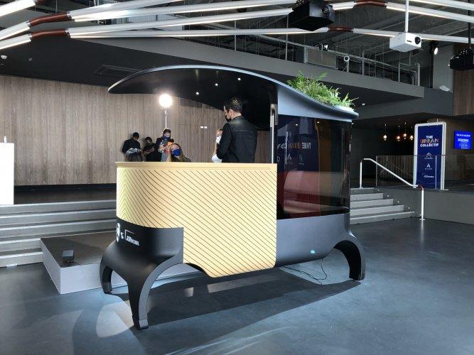Citroën fait une proposition joyeuse de la mobilité en centre urbain