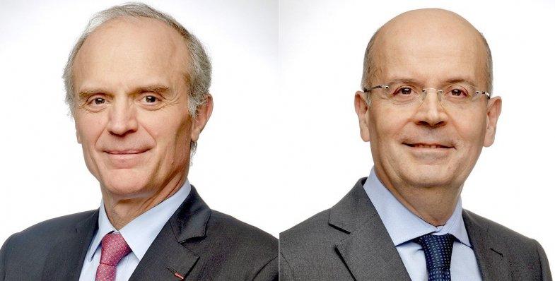 Florent Menegaux et Yves Chapot reconduits pour quatre ans chez Michelin